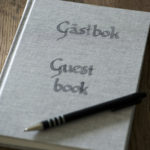 Guestbook B&B in Tiveden