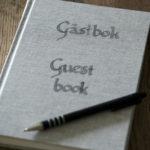 Guestbook B&B in Tiveden